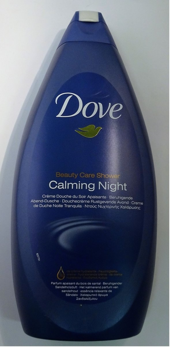 Dove Showergel - Calming Night 500 ml