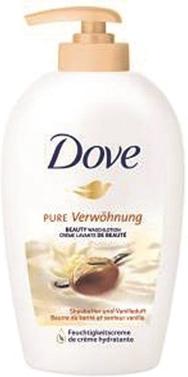 Dove VANILLE douchegel 250 ml