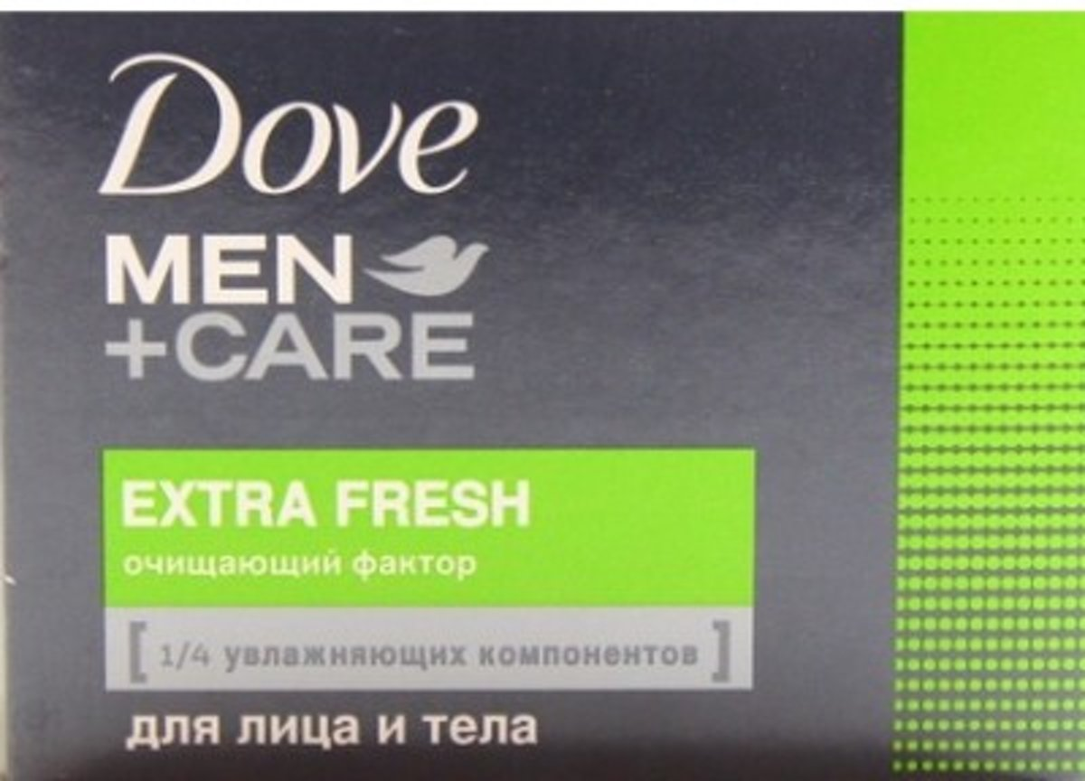Dove Zeep Men + Care Extra Fresh 90 gr