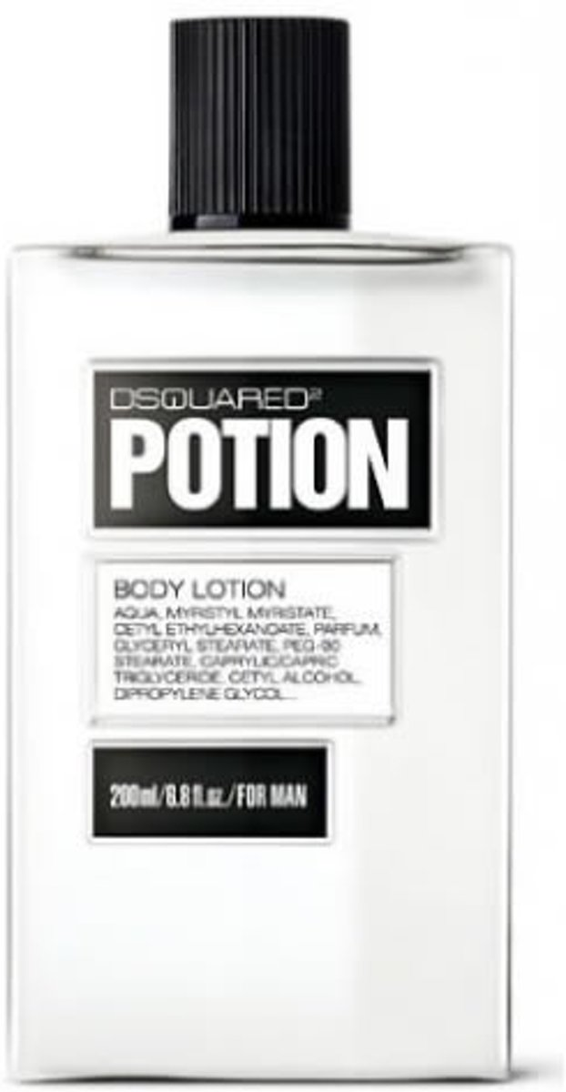 Dsquared 2 Potion for Men Body Lotion 200 ml