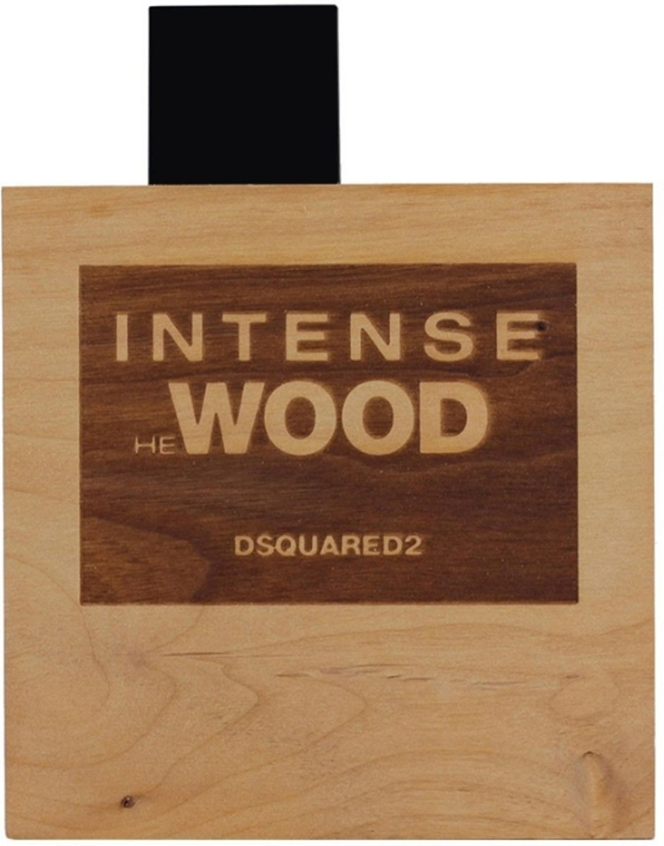 Dsquared He Wood Intense - 100 ml - Eau De Toilette