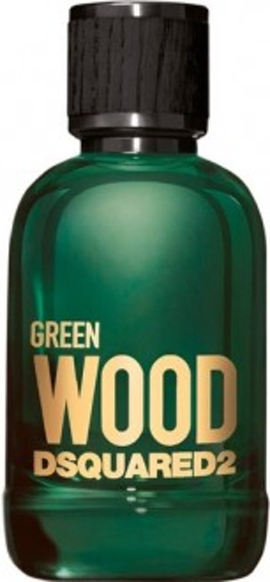 Dsquared2 Green Wood pour Homme - Eau de toilette 100 ml  - Herenparfum