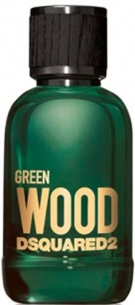 Dsquared2 Green Wood pour Homme - Eau de toilette 50 ml - Herenparfum