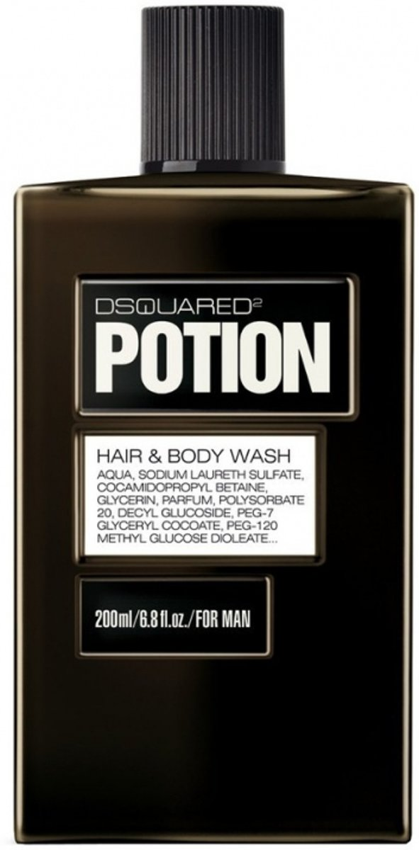 Dsquared2 Potion Blue Cadet For Man Body Wash 200 ml
