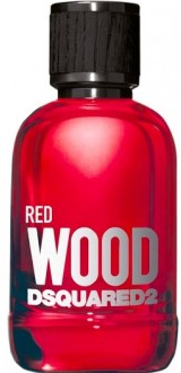 Dsquared2 Red Wood pour Femme - Eau de toilette - 100 ml - Damesparfum