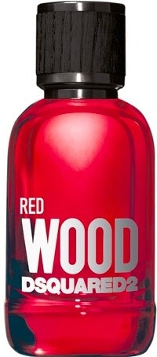 Dsquared2 Red Wood pour Femme - Eau de toilette - 30 ml