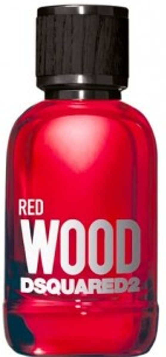 Dsquared2 Red Wood pour Femme - Eau de toilette - 50 ml - Damesparfum