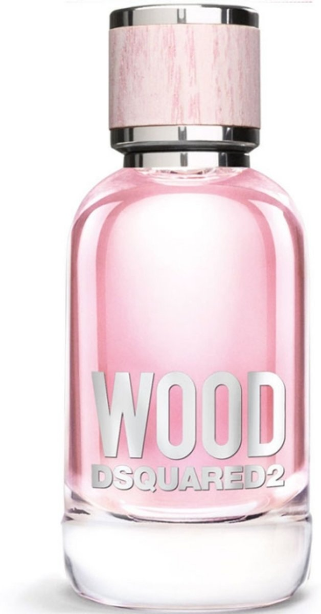 Dsquared2 Wood pour Femme Eau de Toilette Spray 50 ml