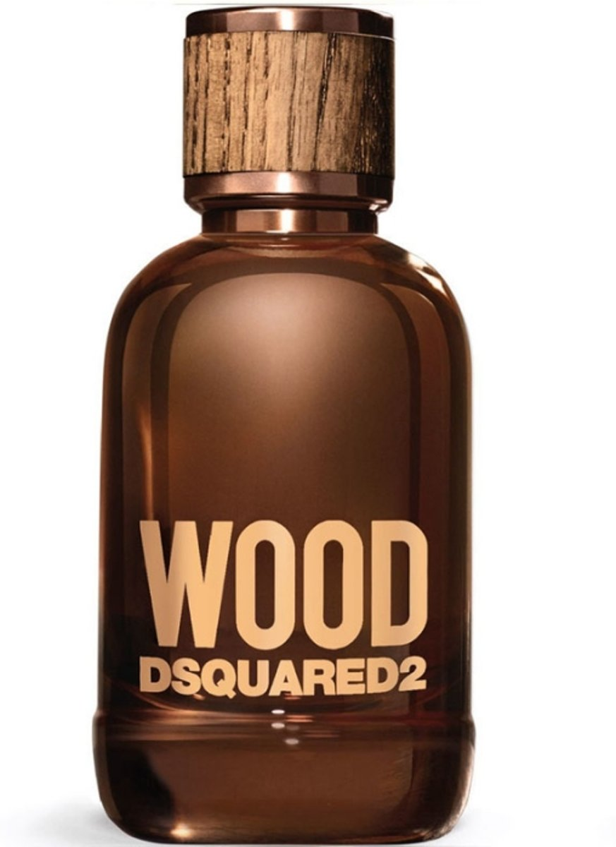 Dsquared2 Wood pour Homme Eau de Toilette Spray 50 ml