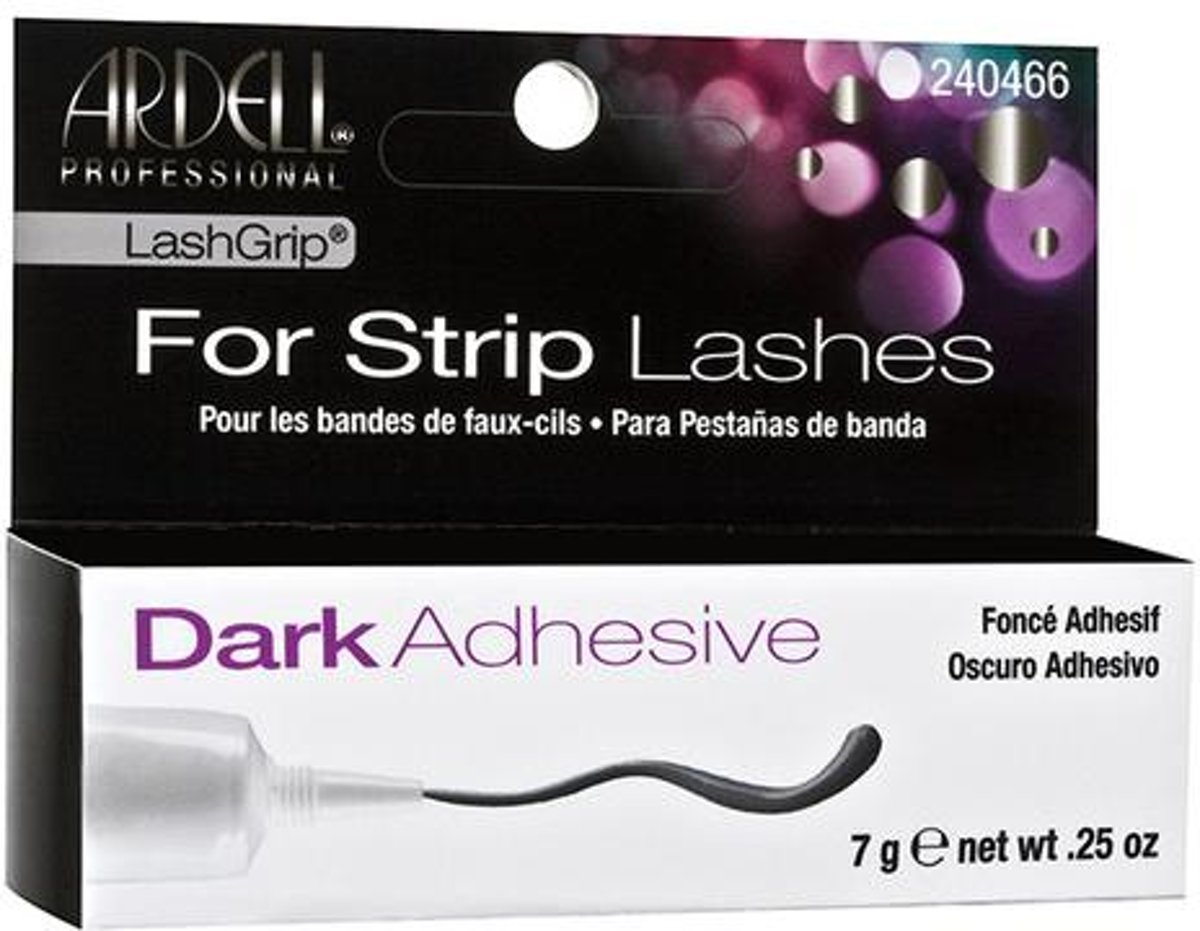 Ardell Lash Grip Strip Lash Adhesive - Wimperlijm - Dark