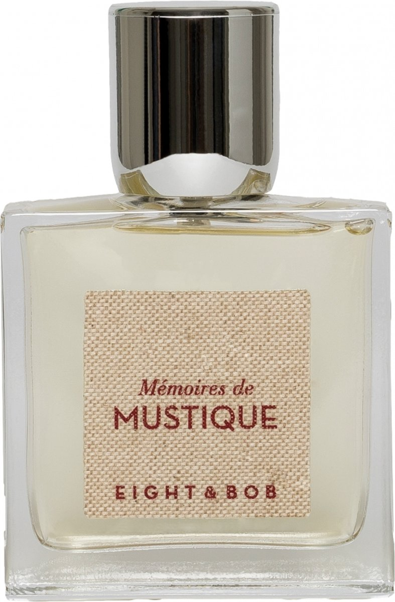 Eight & Bob Mémoires de Mustique - 100 ml - Eau de Toilette