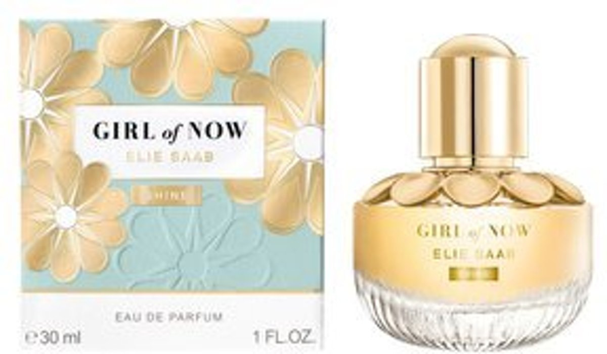 Elie Saab - Girl of now Shine -30 ml -eau de parfum-