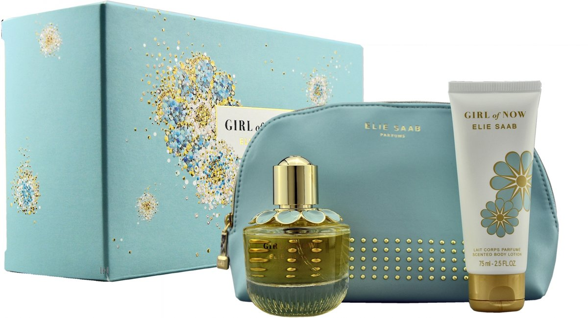 Elie Saab Girl Of Now Giftset 125 ml