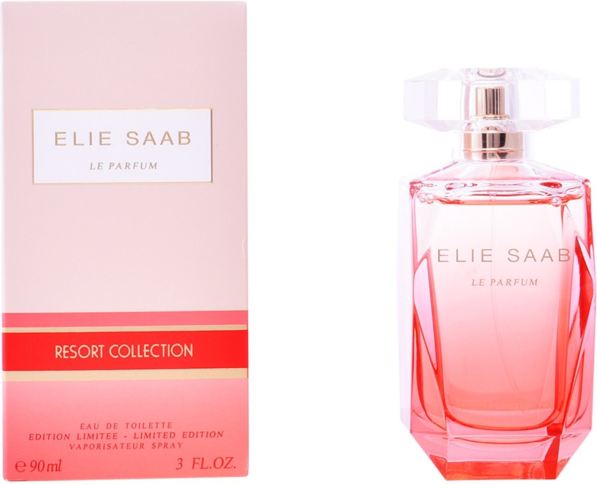 Elie Saab Le Parfum Resort Collection 2017 Eau de Toilette 90ml Spray