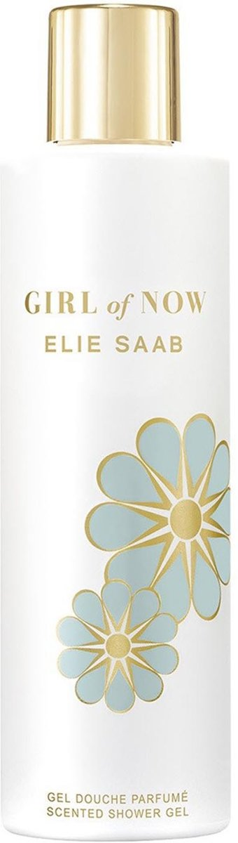 MULTI BUNDEL 3 stuks Elie Saab Girl Of Now Shower Gel 200ml