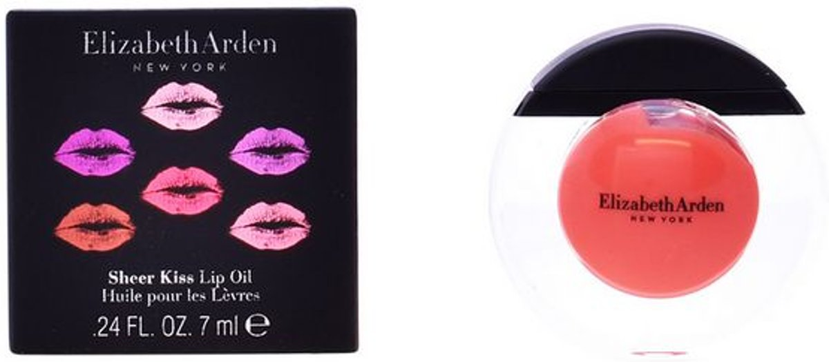 ARDEN LIP OIL SHEER 06 HEAVENLY ROSE