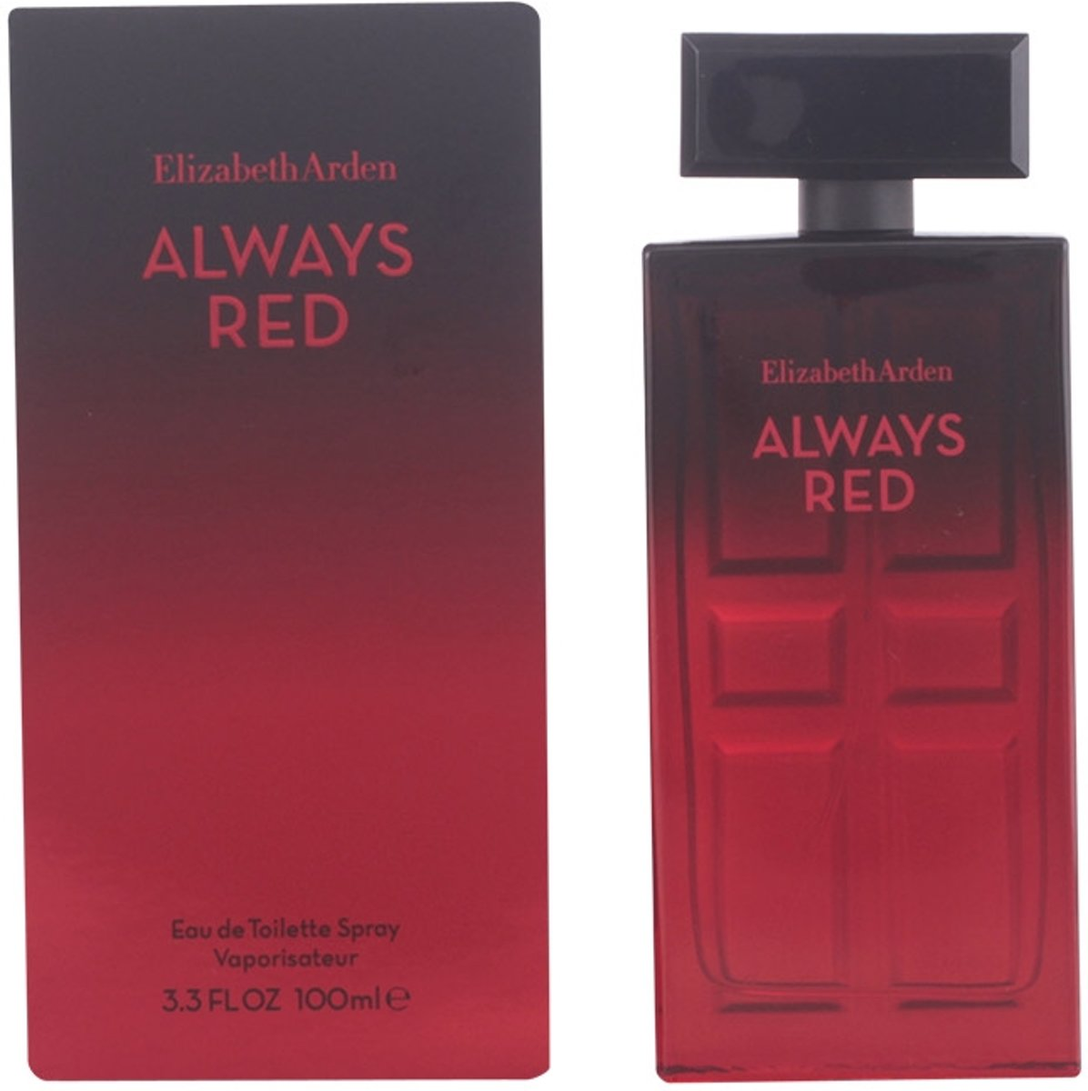 Elizabeth Arden Eau De Toilette Always Red 100 ml - Voor Vrouwen