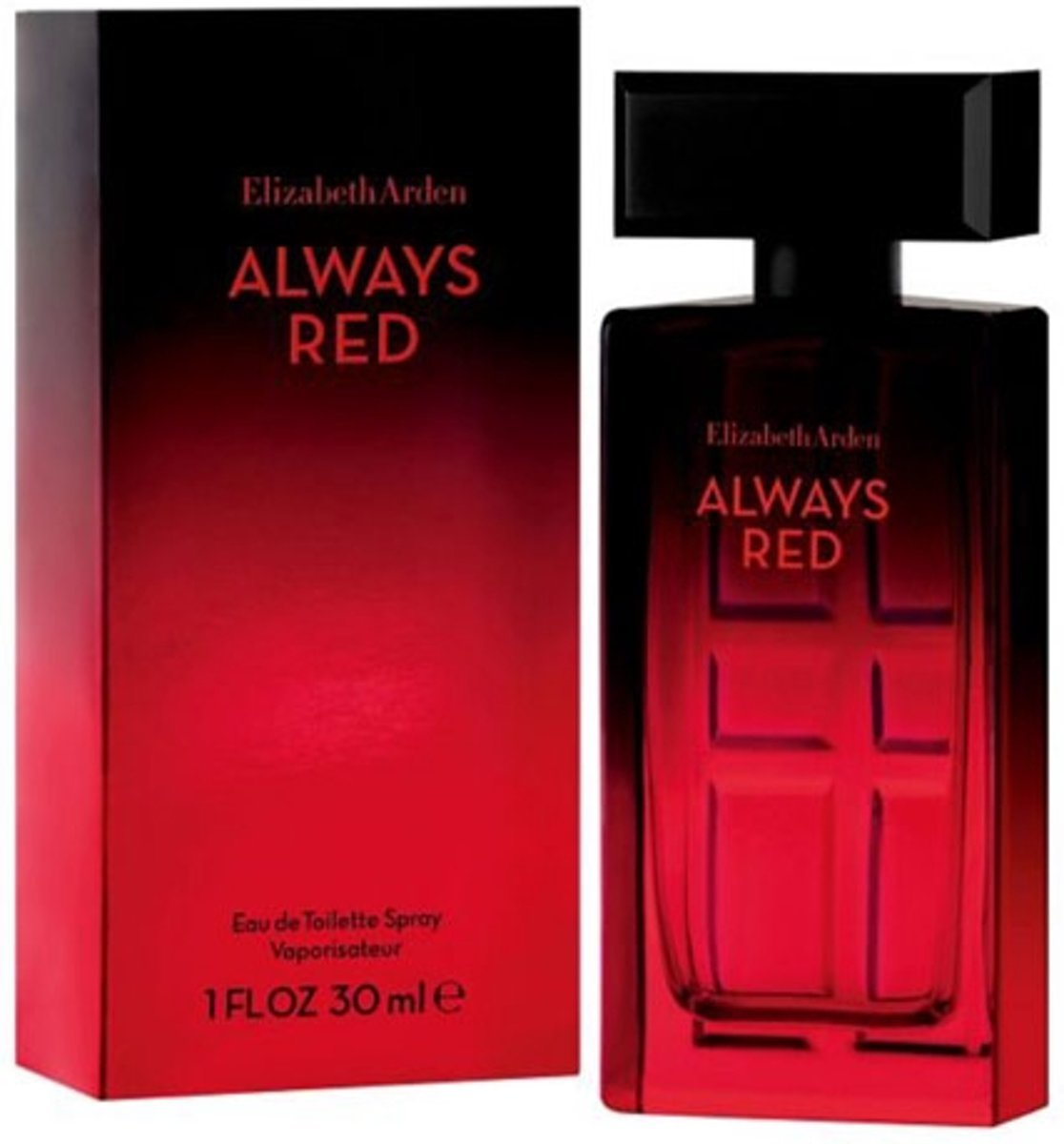 Elizabeth Arden Eau De Toilette Always Red 30 ml - Voor Vrouwen