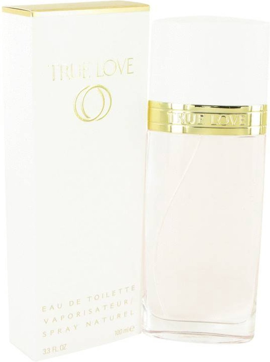 Elizabeth Arden True Love for Women - 100 ml - Eau de toilette