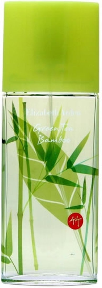 MULTI BUNDEL 2 stuks Elizabeth Arden Green Tea Bamboo Eau De Toilette Spray 100ml