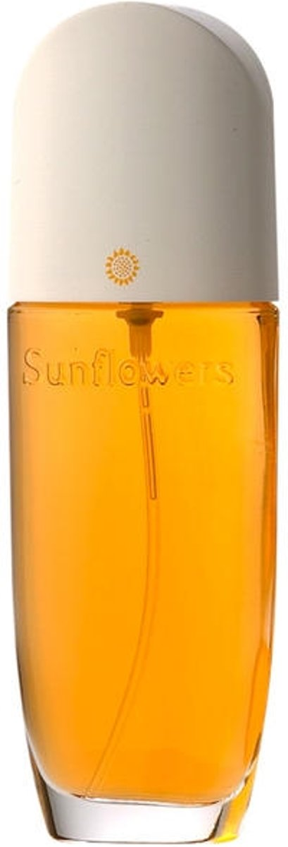 MULTI BUNDEL 2 stuks Elizabeth Arden Sunflowers Eau De Toilette Spray 100ml