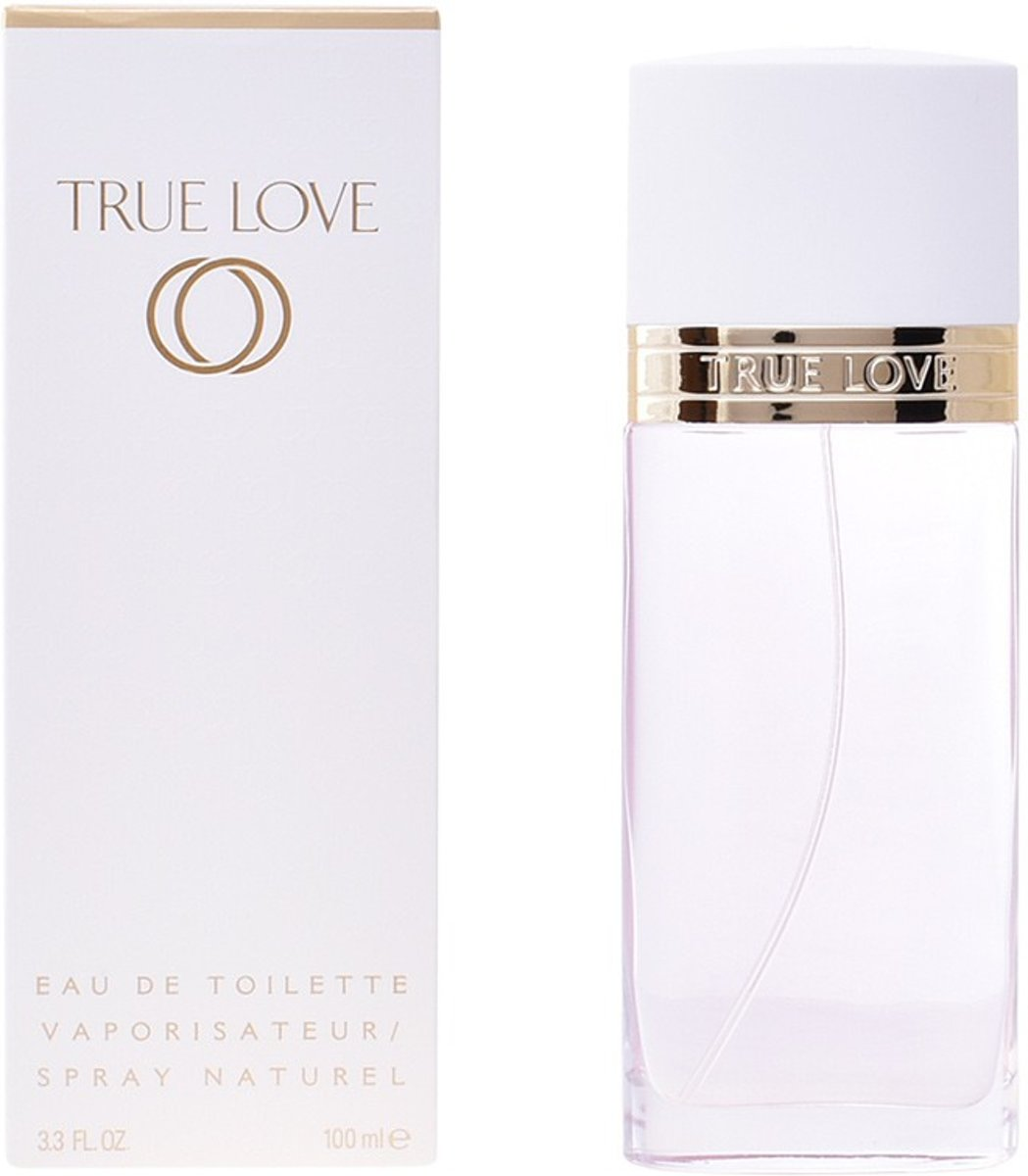 MULTI BUNDEL 2 stuks TRUE LOVE eau de toilette spray 100 ml