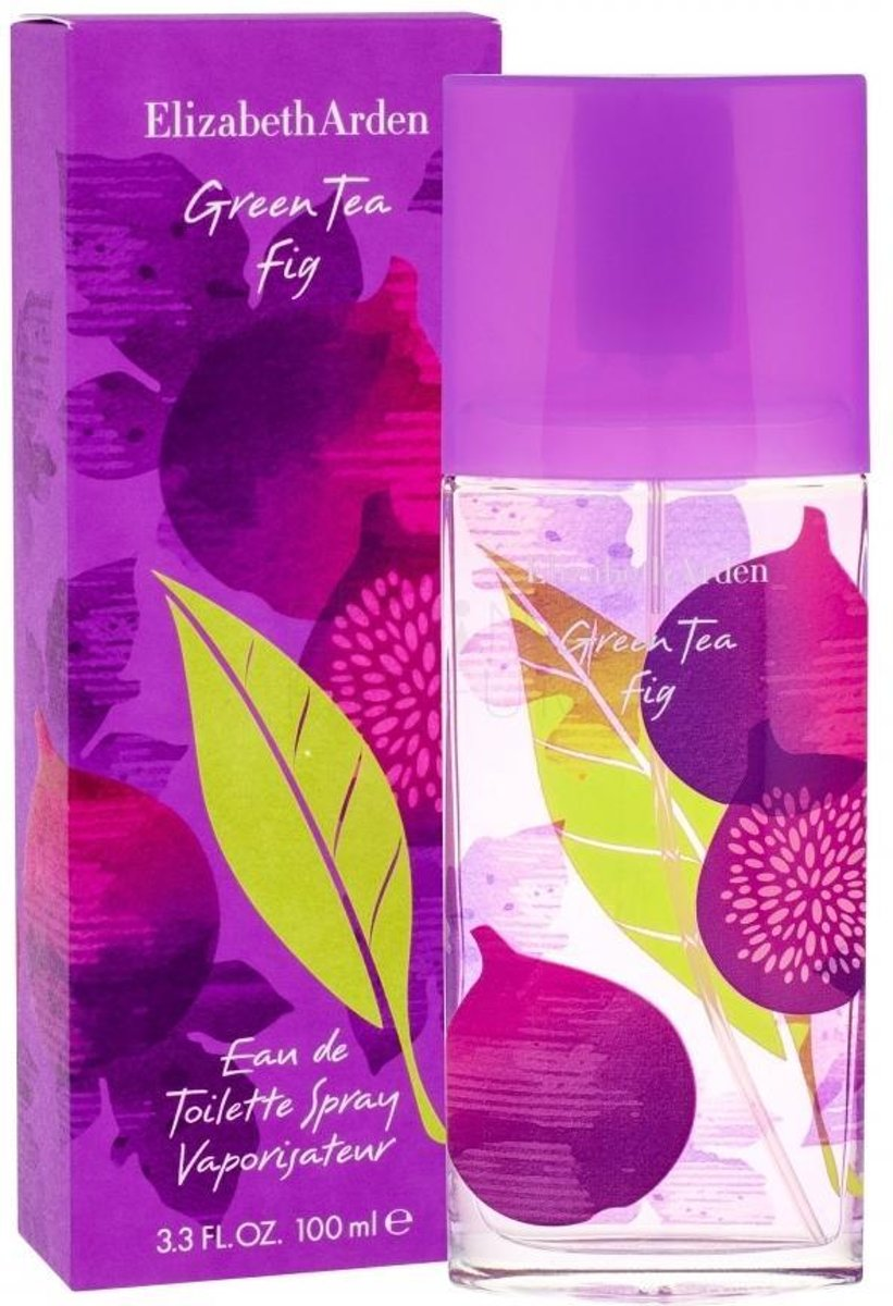green tea fig edt 100 ml spray