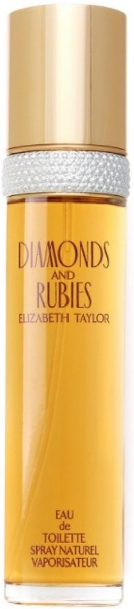 Elizabeth Taylor Diamonds & Rubies - 100ml - Eau de Toilette
