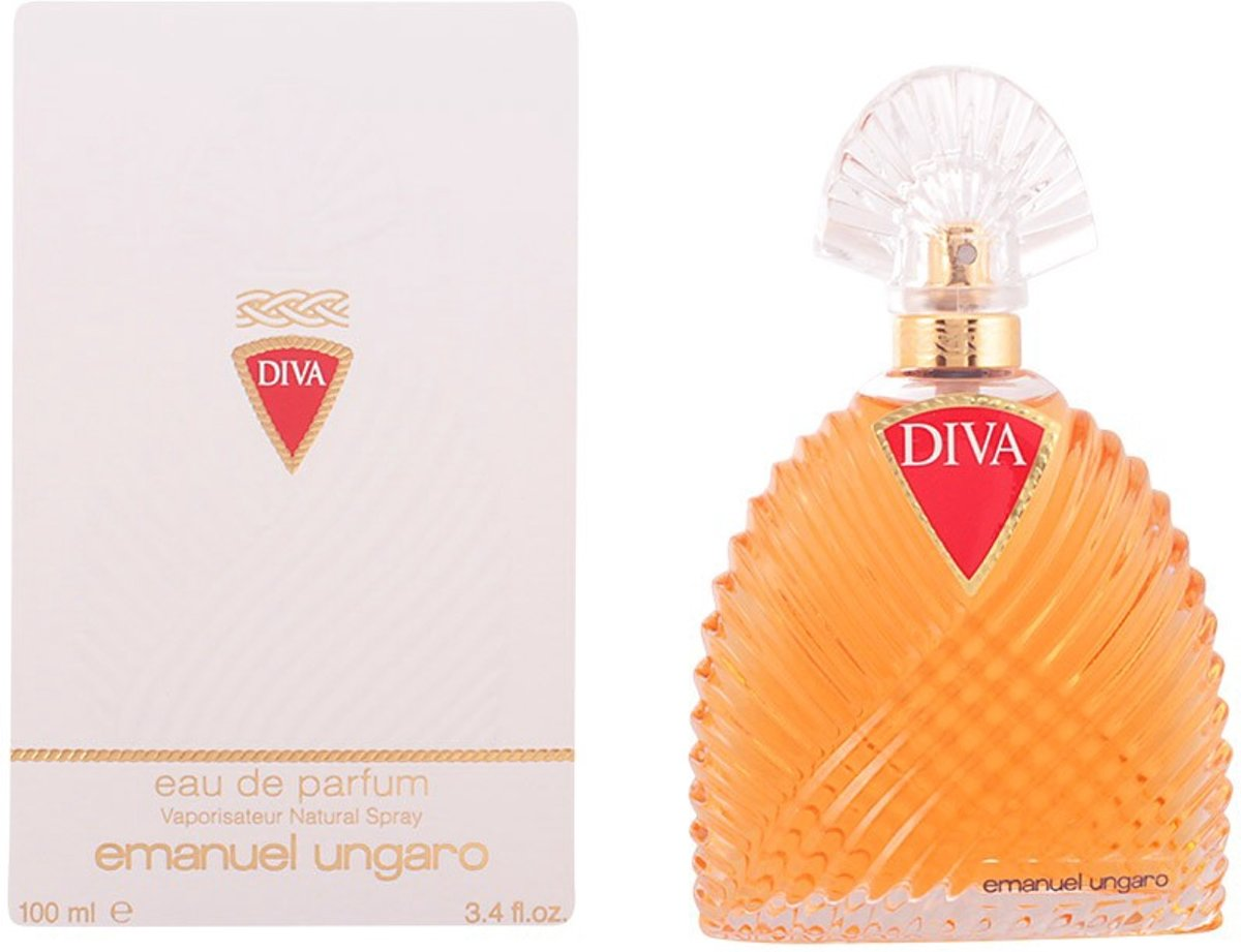 MULTI BUNDEL 2 stuks DIVA eau de parfum spray 100 ml