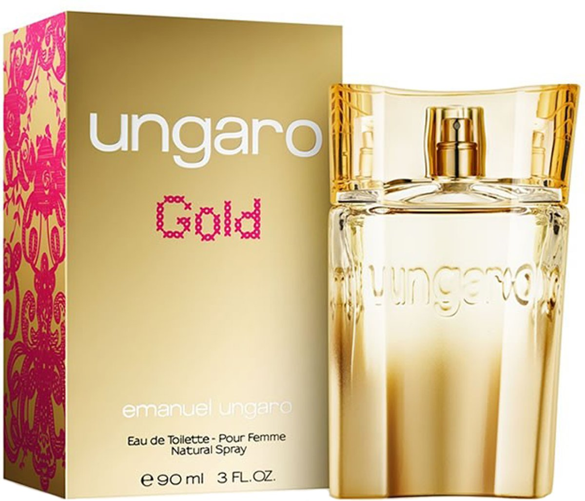Ungaro Gold 90ml EDT Spray