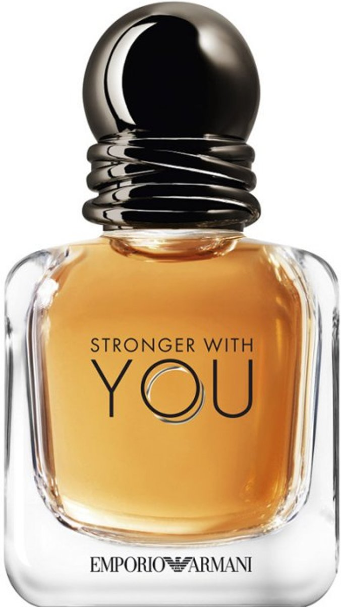 Emporio Armani Stronger With You 100 ml - Eau de Toilette - Herenparfum