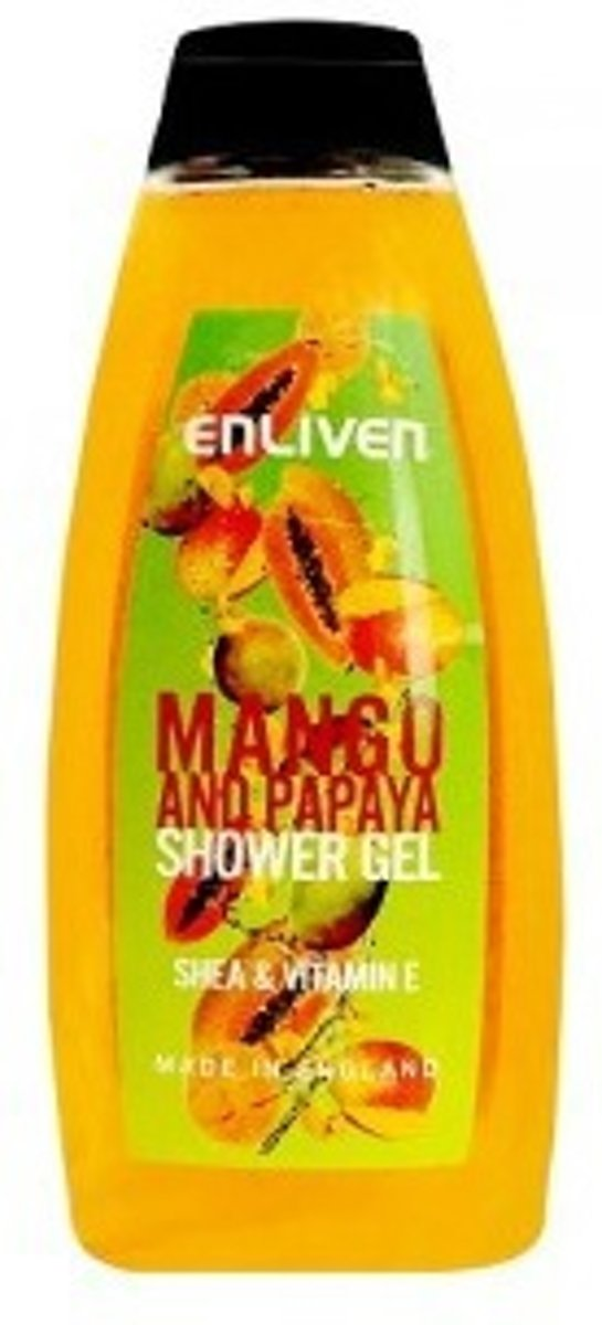 Enliven Douchegel mango papaya