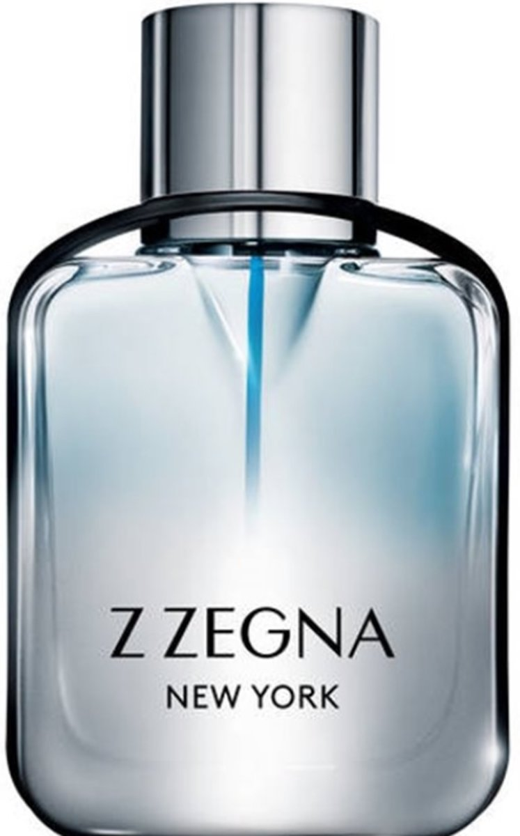 MULTI BUNDEL 2 stuks Ermenegildo Zegna Z New York Eau De Toilette Spray 50ml