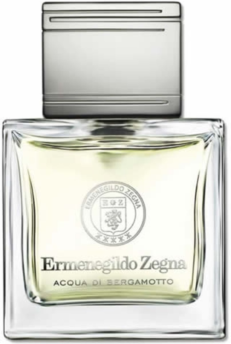 MULTI BUNDEL 3 stuks Ermenegildo Zegna Acqua Di Bergamotto Eau De Toilette Spray 50ml