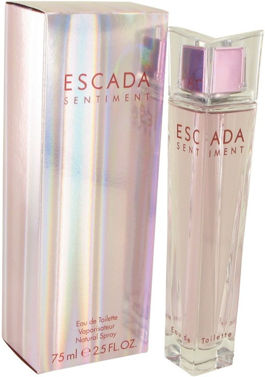 Escada Sentiment 75 ml - Eau De Toilette Spray Women
