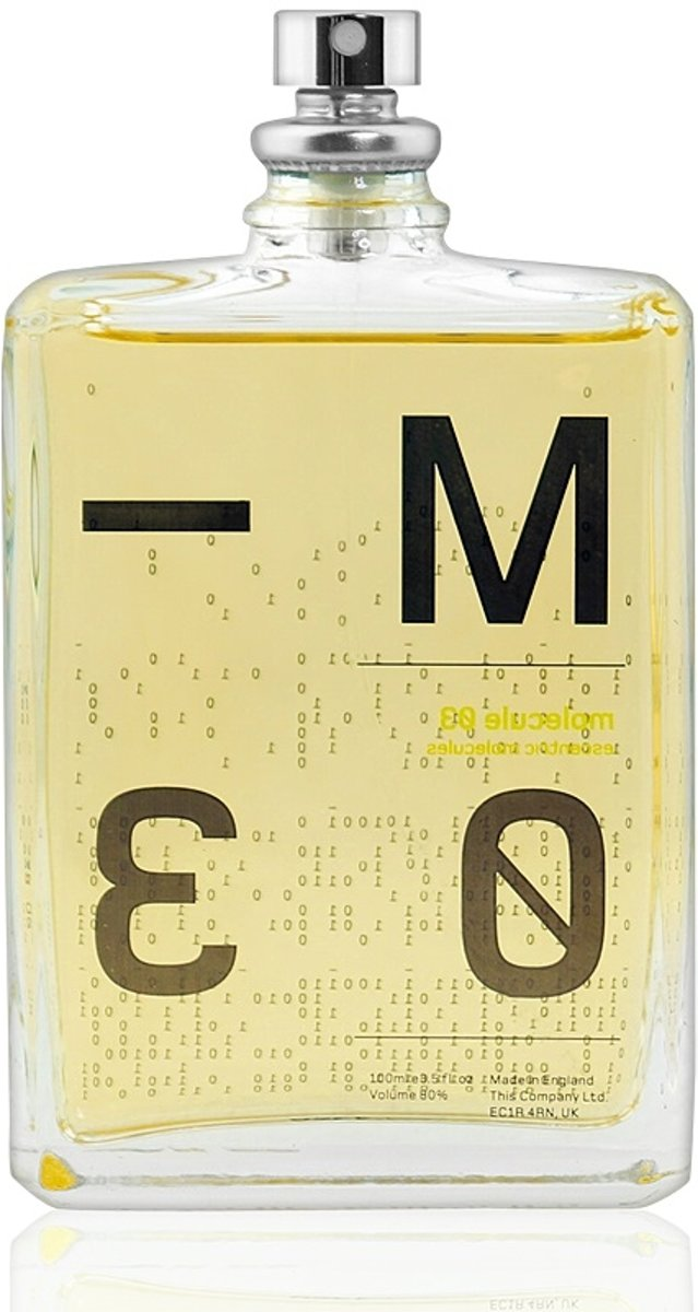 Escentric Molecules - Eau de toilette - Molecule 03 - 30 ml