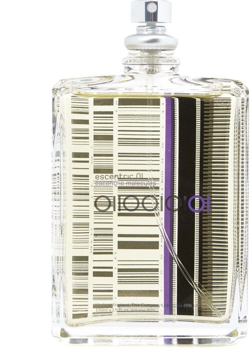 Escentric Molecules Escentric 01 100 ml - Eau de toilette - Damesparfum / Herenparfum