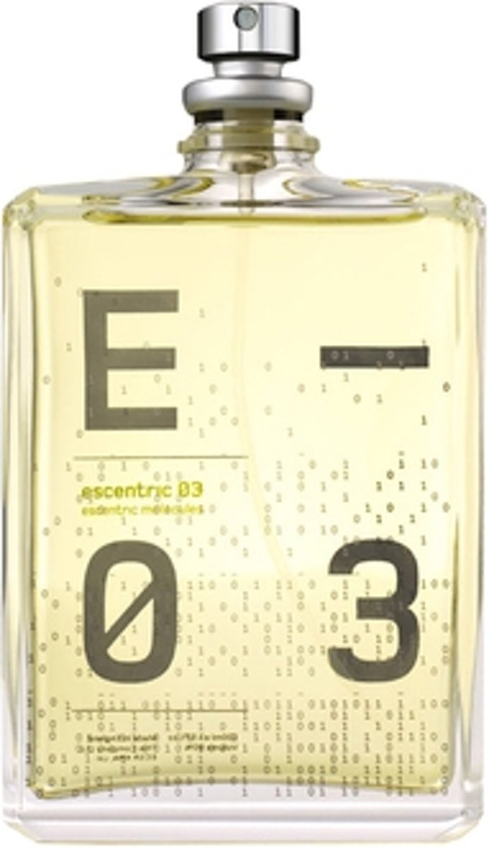 Escentric molecules escentric 03 edt 100 ml spray