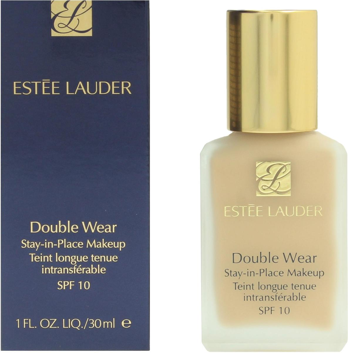 E.Lauder Double Wear Stay-In Place Makeup 1W1 Bone SPF10 30 ml