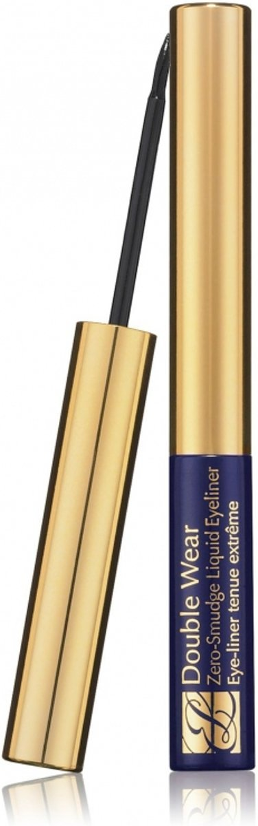 Estée Lauder Double Wear Zero-Smudge Liquid Eyeliner - Zwart