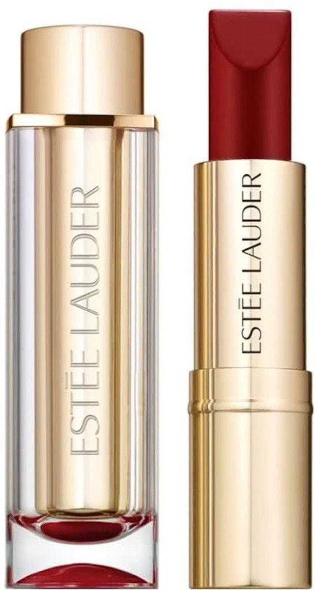 Estée Lauder Pure Color Love Matte Lipstick  4 gr - 320 - Burning Love