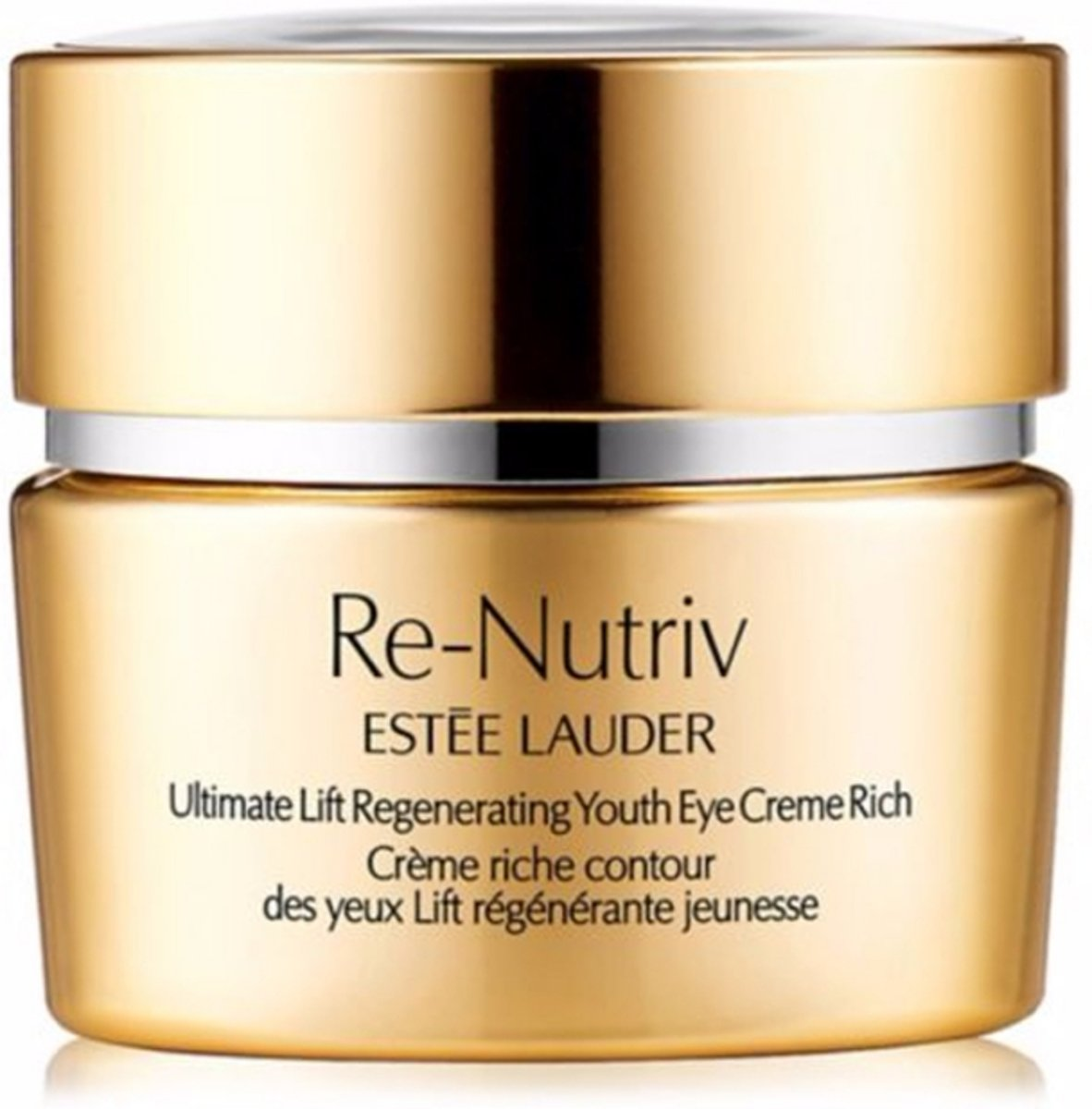 Estée Lauder Re-Nutriv Ultimate Lift Regenerating Youth Eye Creme Rich Oogcrème 15 ml