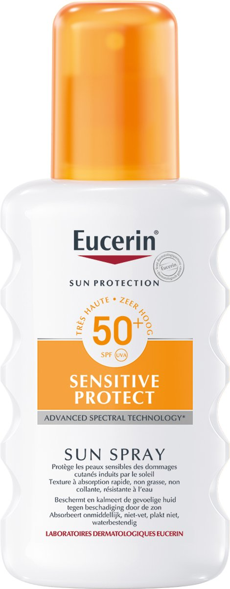 Eucerin SUN spray SPF 50