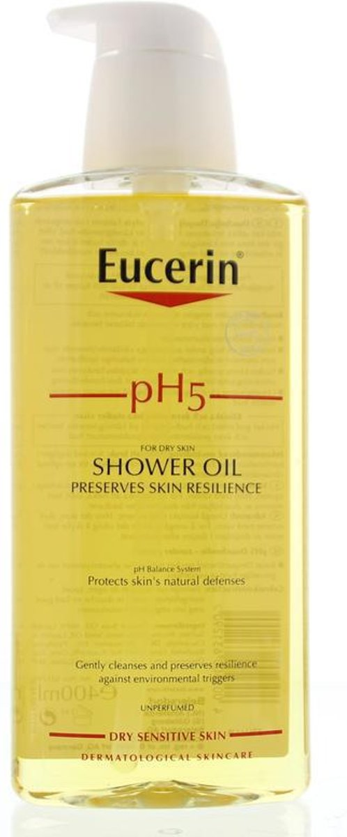 Eucerin pH5 Doucheolie  - 400 ml