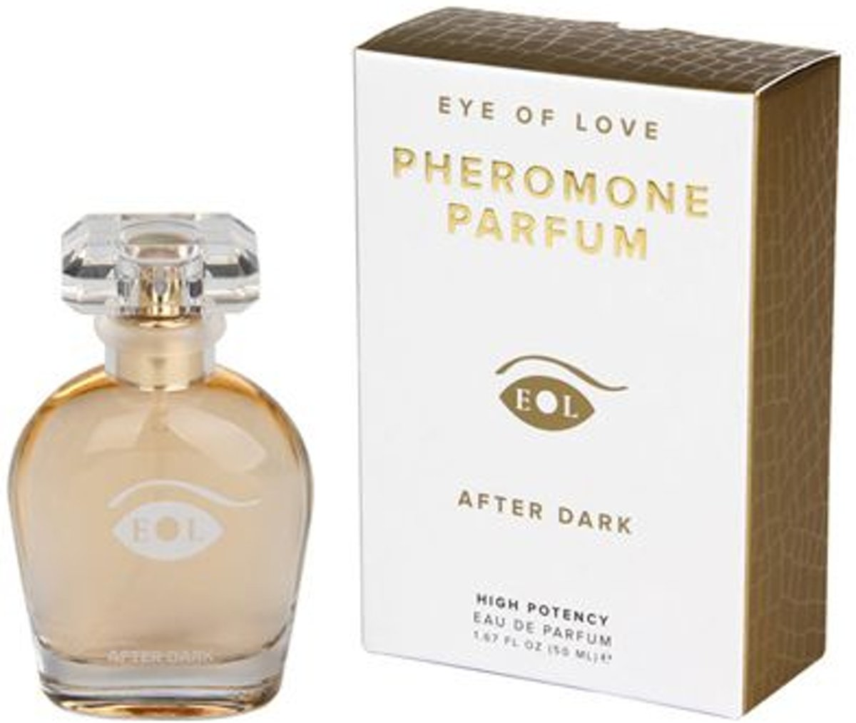 After Dark Feromonen Parfum - Vrouw/Man