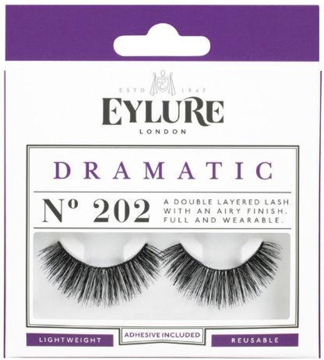 Eylure Dramatic - No. 202 - Nepwimpers