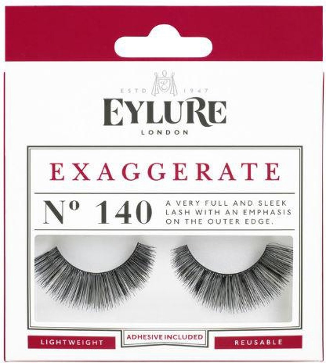 Eylure Exaggerate No. 140
