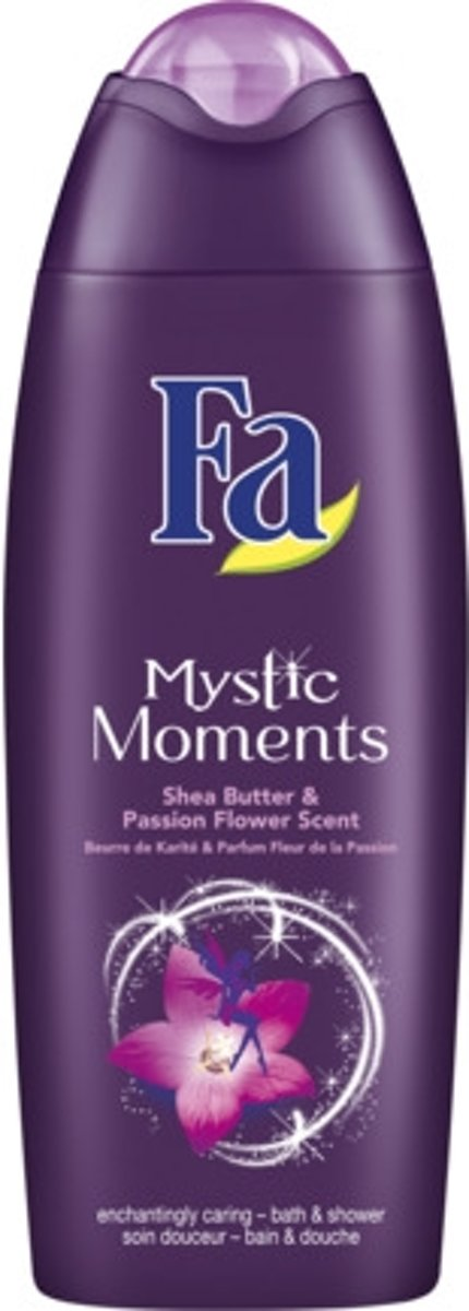 Bad mystic moments sheabutter passieflower