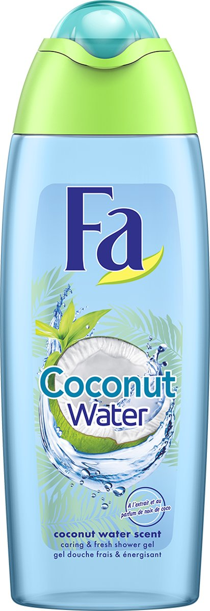 Douche coconut water