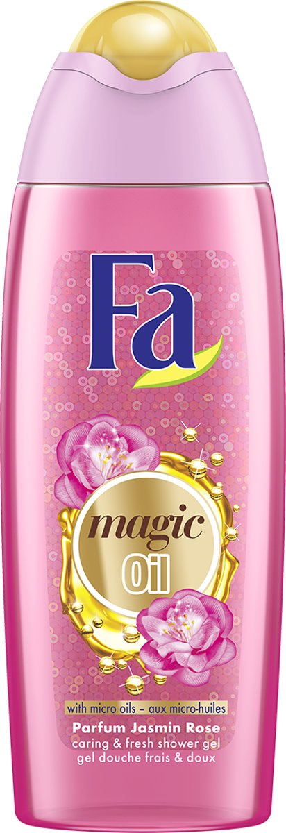 Douche magic oil pink jasmine